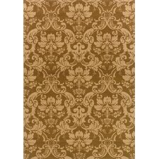 Knightsbridge Brown/Gold Rug