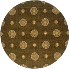 Milano Brown/Gold Rug