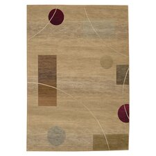 Generations Medium Beige Multi Rug