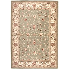 Diamond Green Rug
