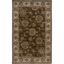 Bentley Brown/Ivory Persian Rug