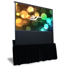 Kestrel Stage Floor Electric Projection Screen