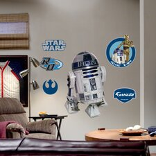 R2-D2 Wall Graphic