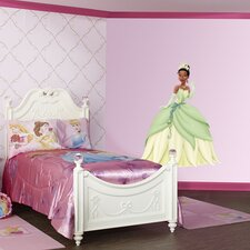 Princess Tiana Wall Graphic