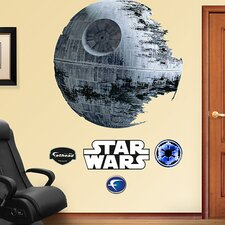 Death Star Wall Graphic