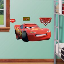 Disney Lightning McQueen Junior Wall Graphic