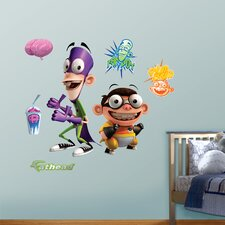 Fanboy and Chum Chum Wall Graphic