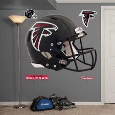 NFL Revolution Helmet Wall Graphic