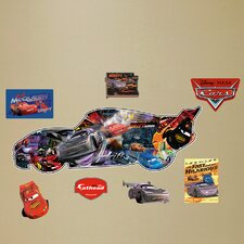 Disney Cars Montage Wall Graphic
