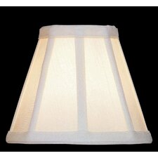 Shantung Chandelier Shade in Cream