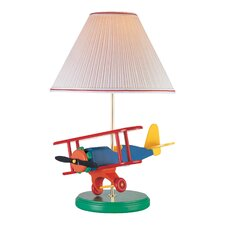 Toy Airplane Table Lamp