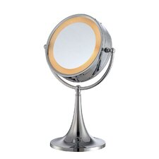 Vogue 2 Light Make-up Table Lamp