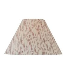 Patterned Fabric Lamp Shade