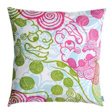 Wild Cotton Pillow