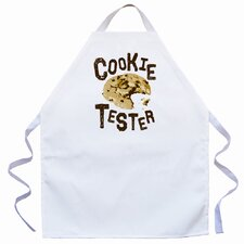 Cookie Tester Apron in Natural