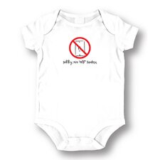 Off Switch Baby Romper