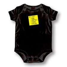 Don't Forget Baby Romper