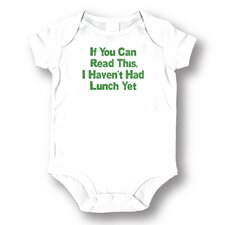 Lunch Yet Baby Romper
