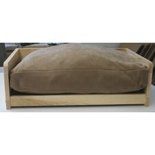 Solid Wood Designer Pet Bed