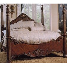 Edwardian Four Poster Bed