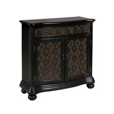Modern Mojo 1 Drawer 2 Door Accent Chest