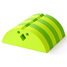 Tumbling Chicken in Lime Green