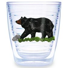Black Bear 12 oz. Tumbler (Set of 4)