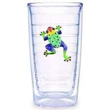 Frog Green 16 oz. Tumbler (Set of 4)