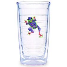Frog Purple 16 oz. Tumbler (Set of 2)