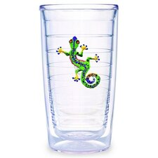 Gecko Green 16 oz. Tumbler (Set of 4)