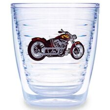 Motorcycle 12 oz. Tumbler (Set of 4)