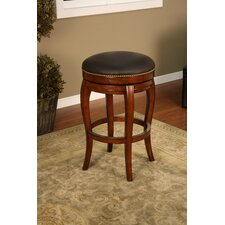 "Santos Backless 30"" Backless Swivel Barstool"