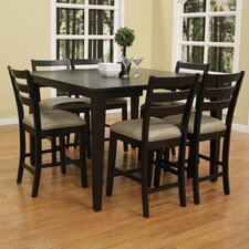 Este Butterfly Counter Height Dining Table