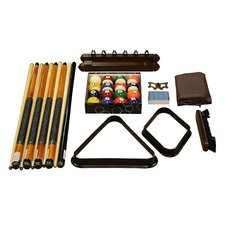 Classic Billiard Accessory Kit