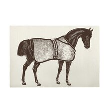 Thoroughbred Bath Mat
