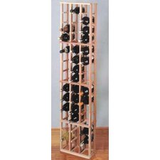Premium Redwood 48 Bottle Wine Rack