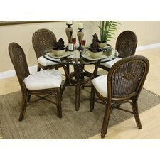 Key West 5 Piece Dining Set