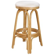 "Carmen 30"" Bar Stool with Cushion"
