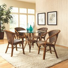 Greece 5 Piece Dining Set