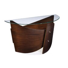 Contour Round Console Table Top
