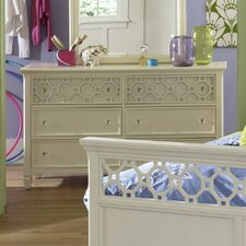Cameron 6 Drawer Dresser