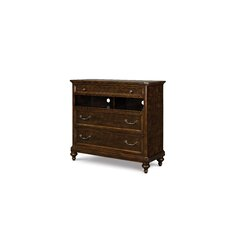 Lafayette 3 Drawer Media Chest