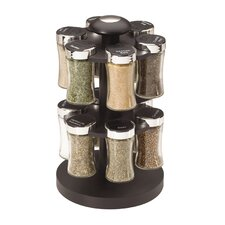 12 Jar Treasure Spice Rack