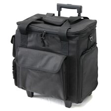 Soft Shell Beauty Case with Wheels