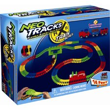 Neo Tracks Train Set Toy