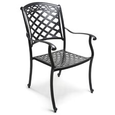 Comfort Stacking Dining Arm Chairs (Set of 4)