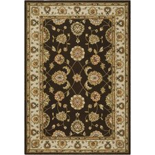 Covington Maplewood Chocolate Rug