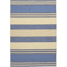 Five Seasons South Padre Blue/Cream Rug
