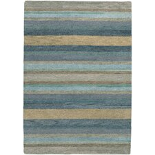 Oasis Caribbean Vista Striped Rug