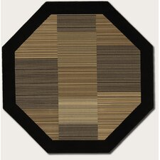 Everest Hamptons Black Rug